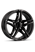 LM 7.5x16 XR BLACK GLOSSY ET45 5/112 ML66,6 Borbet